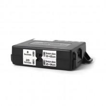 Parkavimo sistemos STEELMATE PTS410-F blokas