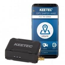 Apsaugos sistema KEETEC GPS SNIPER