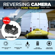 BC FORD-01 Rearview camera Ford Transit