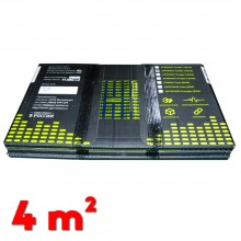 Vibro izoliacija SGM M1F (Pakuotė - 10 vnt.)