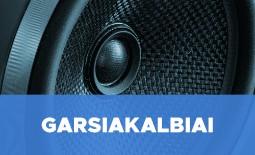GARSIAKALBIAI